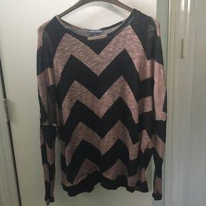 Lady's Chelsea & Theodore Lightweight Sweater XXL
